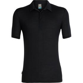 Icebreaker Solace t-shirt Heren zwart